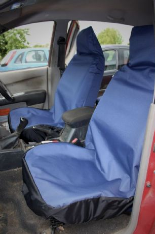 Isuzu - Tailored Front Seat Cover